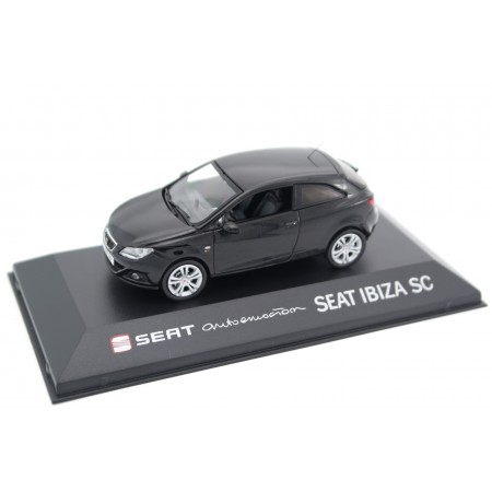 IXO Seat Ibiza IV SC TDI 6J1 2008 - Black Magic Pearl