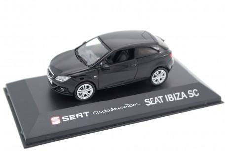 IXO Seat Ibiza IV SC TDI 6J1 2008 - Black Magic Pearl