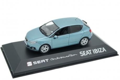 IXO Seat Ibiza IV TDI 6J 2008 - Nayara Blue Metallic