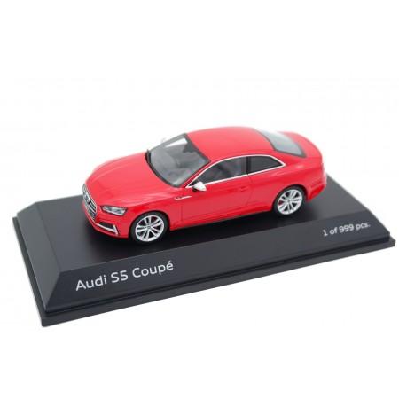 Paragon Audi S5 Coupé F5 2016 - Misano Red