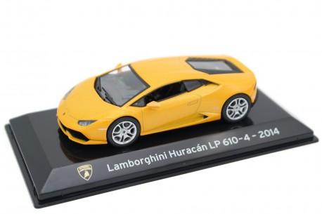 Centauria Lamborghini Huracán LP 610-4 Coupé 5.2 V10 2014 - Giallo Midas Pearl Effect