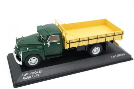 Whitebox Chevrolet 6400 Farm Truck 1949 - Forester Green/Golden Yellow