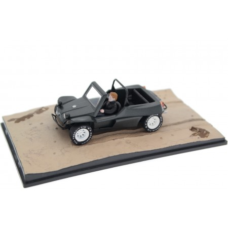 "Altaya Volkswagen GP Beach Buggy ""For Your Eyes Only (1981)"" 1981 - Dark Grey"