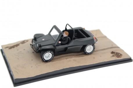 "Altaya Volkswagen GP Beach Buggy ""For Your Eyes Only (1981)"" 1981 - Dark Grey"