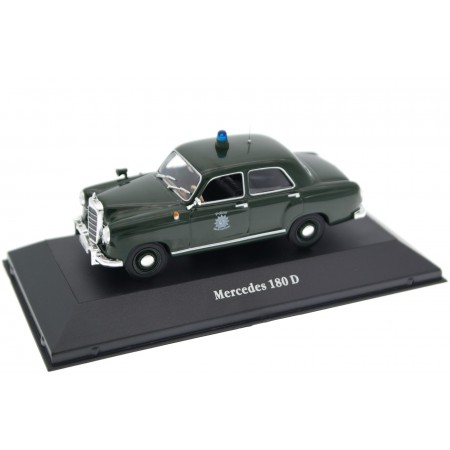 Mercedes-Benz 180 D Polizei