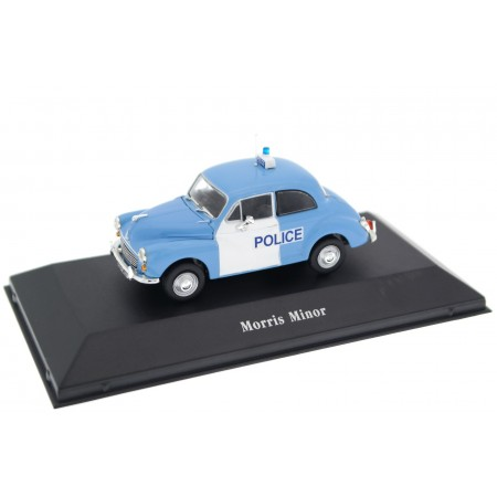 Morris Minor 1000 Police