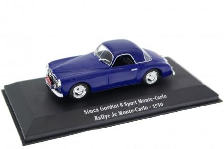 Atlas Simca Gordini 8 Sport #221 4th Rally Monte Carlo 1950 - José Scaron