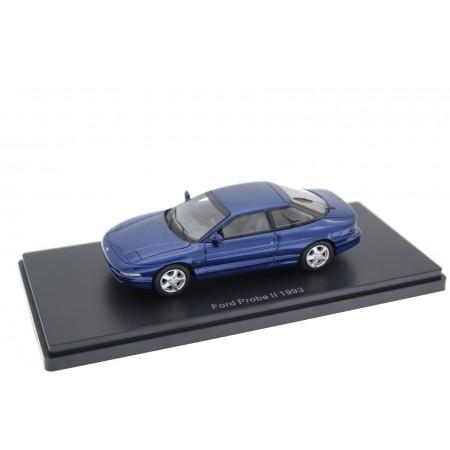 Neo Scale Models Ford Probe II 2.5 V6 24V ECP 1993 - Royal Blue Metallic