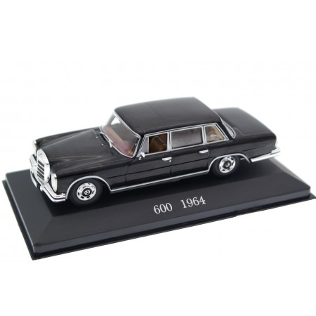 Altaya Mercedes-Benz 600 W100 1964 - Black