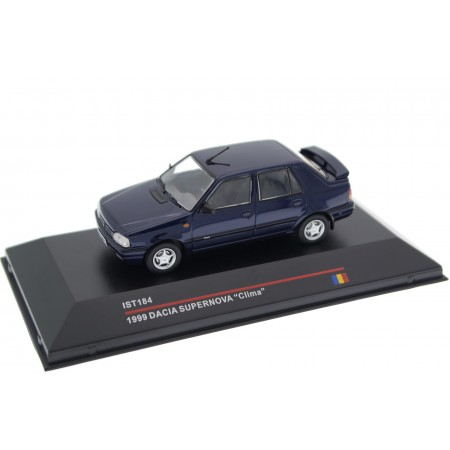 IST Models Dacia Supernova Clima 2000 - Dark Blue Metallic
