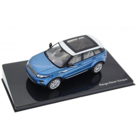 IXO Range Rover Evoque 5-door Prestige L538 2011 - Mauritius Blue Metallic with Fuji White Sunroof