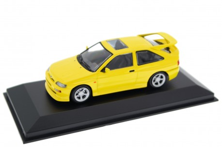 Maxichamps Ford Escort RS Cosworth Mark V 1992 - Zinc Yellow