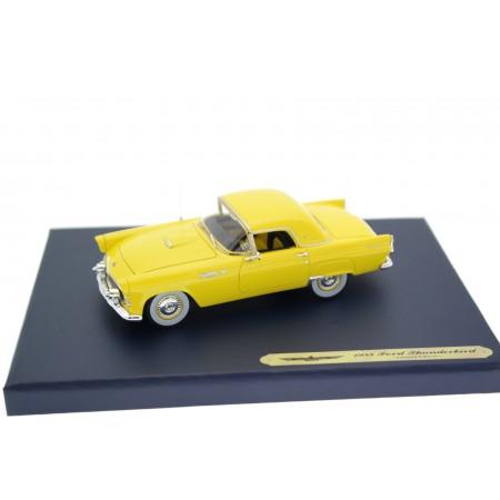 Motorhead Ford Thunderbird Hardtop P5 40 1955 - Goldenrod Yellow