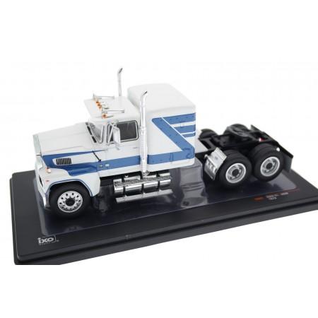 IXO Ford LTL-9000 1978 - White with Blue Decor