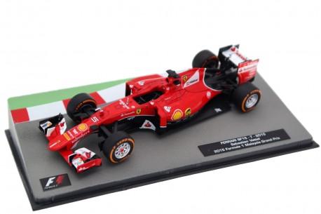 "Centauria Ferrari SF15-T #5 ""Scuderia Ferrari"" Malaysian Grand Prix 2015 Formula 1 - Sebastian Vettel"