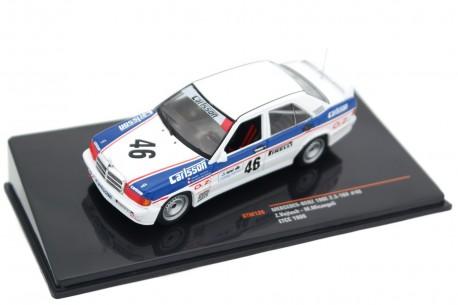 "IXO Mercedes-Benz 190E 2.3-16V #46 ""Carlsson Motorsport"" ETCC Istel RAC Tourist Trophy Silverstone 1986 - Z.Vojtěch/M.Micangeli"
