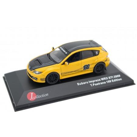 J-Collection Subaru Impreza WRX STI Pastrana 199 Edition GRB 2009 - Sunrise Yellow
