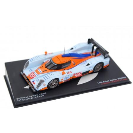 "Altaya Lola Aston Martin B09/60 #007 ""AMR Eastern Europe"" 24 Hours of Le Mans 2009 - J.Charouz/T.Enge/S.Mücke"