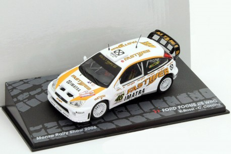 Altaya Ford Focus RS WRC 2006