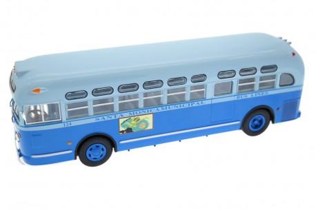 IXO General Motors Old Look TDH-3714 Santa Monica #124 1954 - Blue/Light Blue