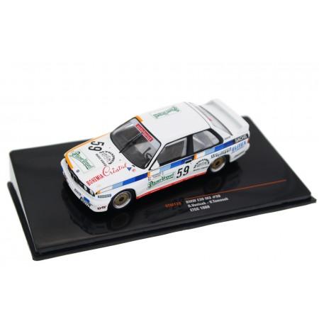 BMW M3 E30 ETCC Donington