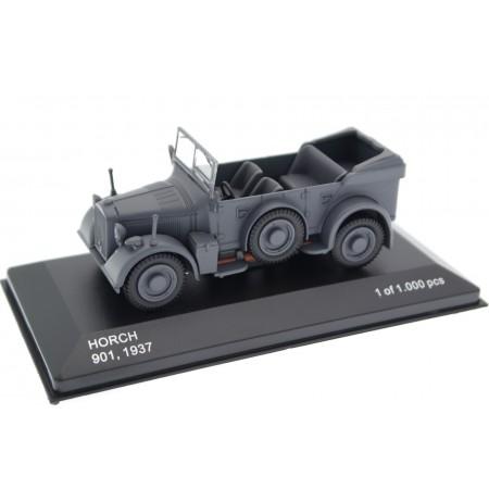 Whitebox Horch 901 Kfz.15 1937 - Matt Grey