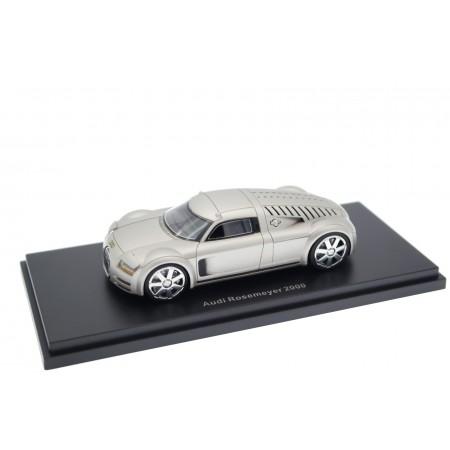 BoS-Models Audi Rosemeyer 2000 - Aluminium Metallic