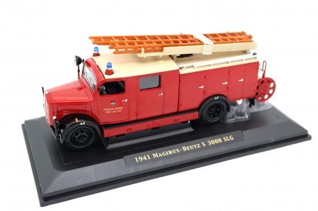 Yat Ming Magirus-Deutz S 3000 SLG LF15 Stadt Neu-Ulm 1941 - Red