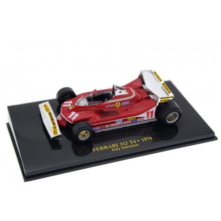 "Altaya Ferrari 312 T4 #11 ""Scuderia Ferrari SpA SEFAC"" World Champion Formula 1 1979 - Jody Scheckter"