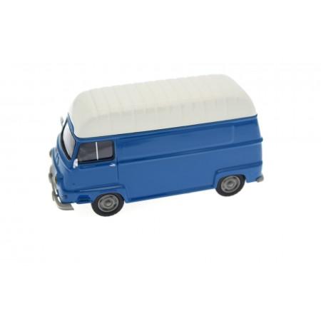 Eligor Renault Estafette 1000 Fourgon Surélevé R2134 1965 - Blue