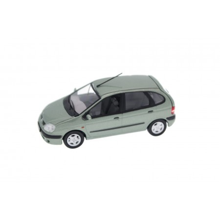Norev Renault Scénic I Phase 2 1999 - Vert Tilleul Metallic