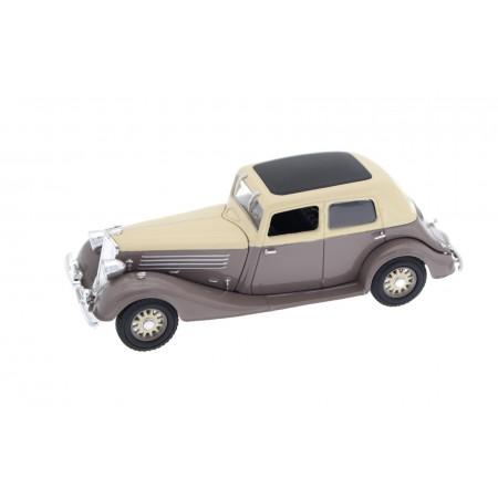 Norev Renault Nervasport Type ZC4 1934 - Suede Gray/Beige