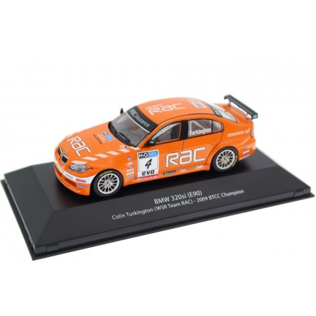 "Atlas BMW 320si E90 #4 ""WSR Team RAC"" BTCC Champion 2009 - Colin Turkington"