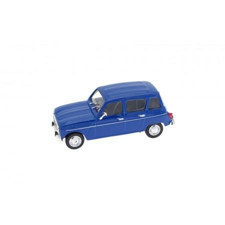 Norev Renault 4 Phase 2 1967 - Medium Blue