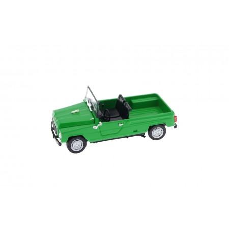 Norev Renault Rodéo 4 1972 - Green