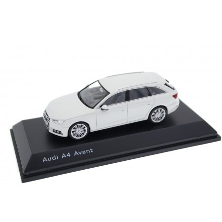 Spark Audi A4 Avant quattro B9 2015 - Glacier White