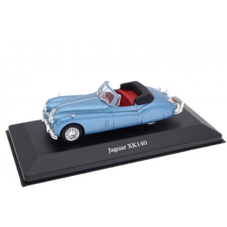 Atlas Jaguar XK140 Drophead Coupé 1957 - Pastel Blue Metallic