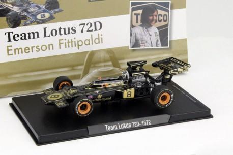 Altaya Lotus 72D 1972
