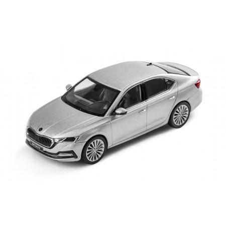 iScale Škoda Octavia A8 2019 - Silver Brilliant Metallic