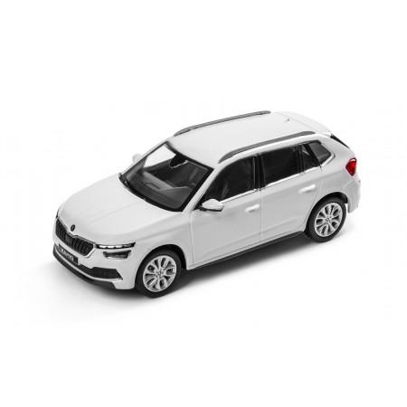 iScale Škoda Kamiq 2019 - Moon White