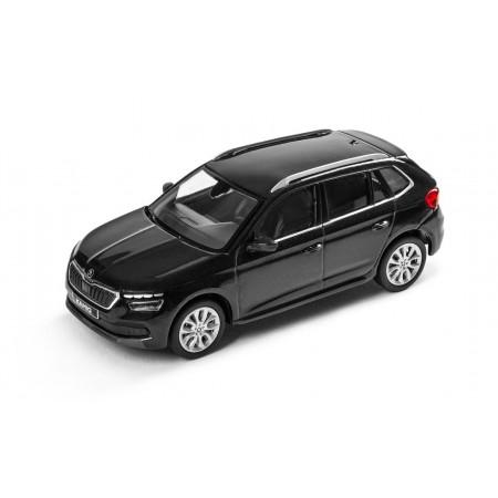 iScale Škoda Kamiq 2019 - Black Magic Metallic