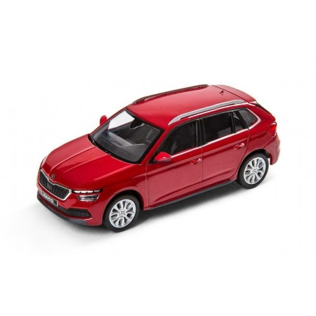 iScale Škoda Kamiq 2019 - Velvet Red Metallic