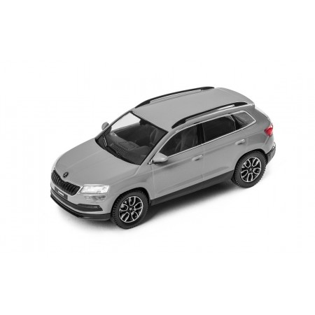 IXO Škoda Karoq 2017 - Steel Grey