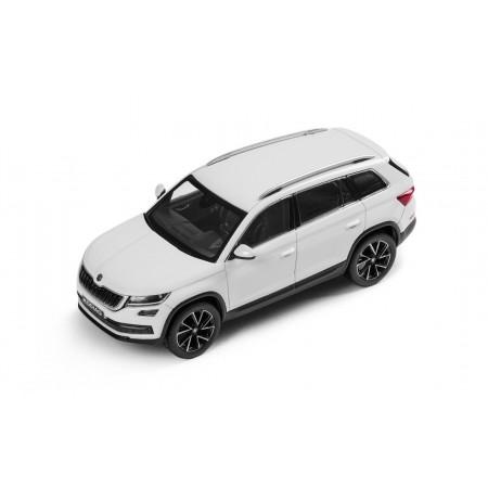 Norev Škoda Kodiaq 2016 - Moon White