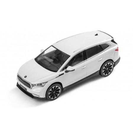 iScale Škoda Enyaq iV 2020 - Moon White
