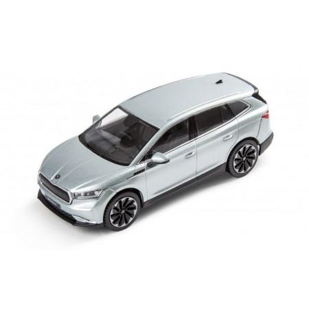 iScale Škoda Enyaq iV 2020 - Arctic Silver Metallic