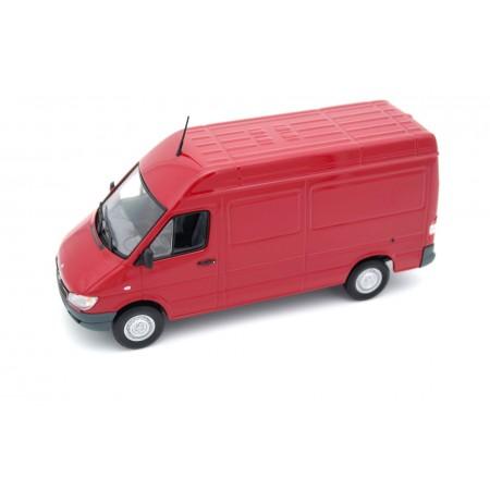 Minichamps Mercedes-Benz Sprinter 316 CDI Van W903 Facelift 2000 - Piemonte Red