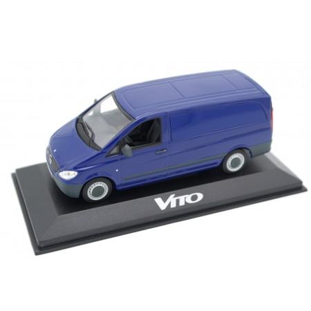 Minichamps Mercedes-Benz Vito Van 109 CDI W639 2003 - Atlantis Blue