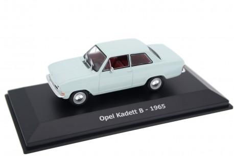 Altaya Opel Kadett B 2-door Limousine 1965 - Oyster Grey