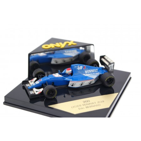 "Onyx Ligier JS39B #25 ""Ligier Gitanes Blondes"" Formula 1 1994 - Éric Bernard"